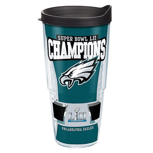 Tervis Philadelphia Eagles Super Bowl LII Champions 24-Ounce Tumbler