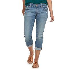 Petite SONOMA Goods for Life™ Slim Boyfriend Jeans