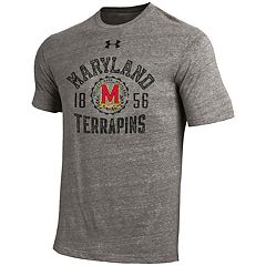 Men's Under Armour Maryland Terrapins Heathered Tee