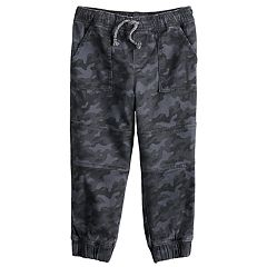 Toddler Boy Jumping Beans® Camo Jogger Pants