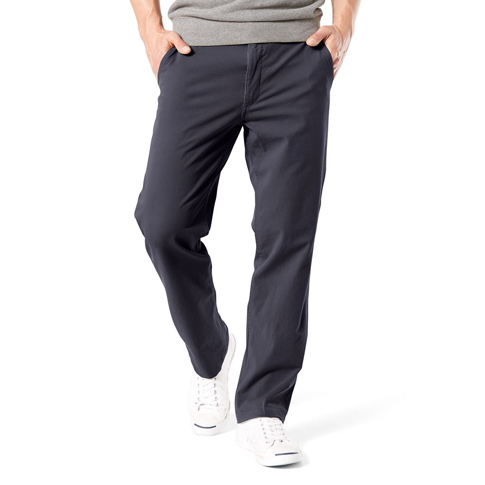 Big & Tall Dockers® Smart 360 FLEX Straight-Fit Downtime Khaki Pants