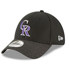 Adult New Era Colorado Rockies 39THIRTY Vigor Shade Flex-Fit Cap
