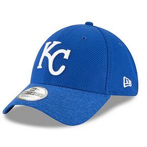 Adult New Era Kansas City Royals 39THIRTY Vigor Shade Flex-Fit Cap