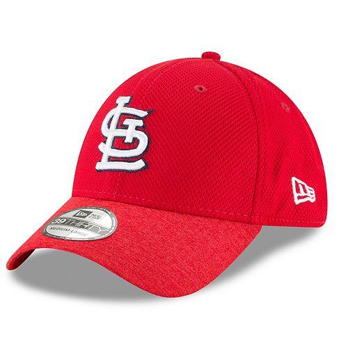 Adult New Era St. Louis Cardinals 39THIRTY Vigor Shade Flex-Fit Cap 6918a7347ce4
