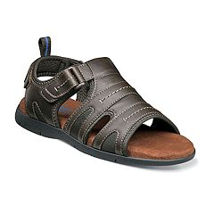 Nunn Bush Rio Grande Fisherman Men's Open Toe Sandals