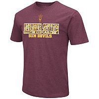 Men's Campus Heritage Arizona State Sun Devils Team Color Tee