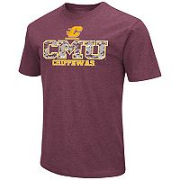 Men's Campus Heritage Central Michigan Chippewas Team Color Tee