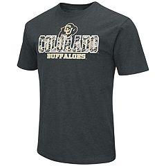 Men's Campus Heritage Colorado Buffaloes Team Color Tee