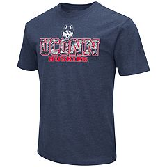 Men's Campus Heritage UConn Huskies Team Color Tee