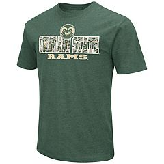 Men's Campus Heritage Colorado State Rams Team Color Tee