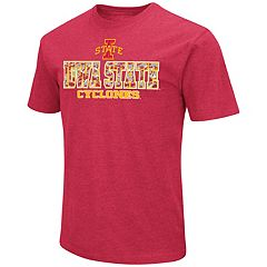 Men's Campus Heritage Iowa State Cyclones Team Color Tee