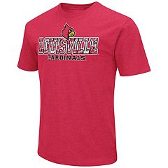 Men's Campus Heritage Louisville Cardinals Team Color Tee