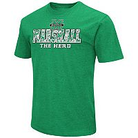 Men's Campus Heritage Marshall Thundering Herd Team Color Tee
