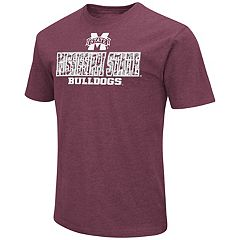 Men's Campus Heritage Mississippi State Bulldogs Team Color Tee