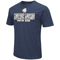 Men's Campus Heritage Notre Dame Fighting Irish Team Color Tee