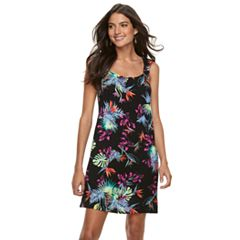 Women's Apt. 9® Knot A-Line Dress