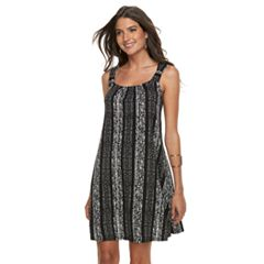 Women's Apt. 9® Knot A-Line Dress