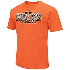 Men's Campus Heritage Oklahoma State Cowboys Team Color Tee