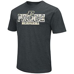 Men's Campus Heritage Purdue Boilermakers Team Color Tee