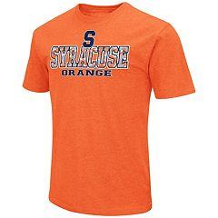 Men's Campus Heritage Syracuse Orange Team Color Tee