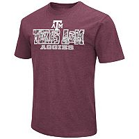 Men's Campus Heritage Texas A&M Aggies Team Color Tee