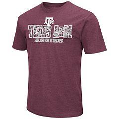Men's Campus Heritage Texas A&M Aggies Team Color Tee