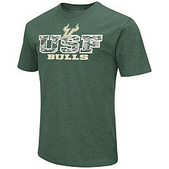 Men's Campus Heritage South Florida Bulls Team Color Tee