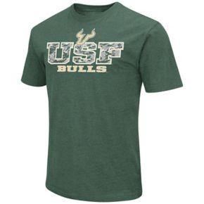 Men's Campus Heritage South Florida Bulls Team Color Tee