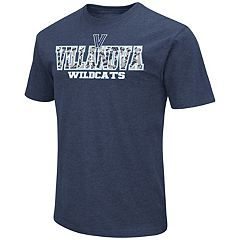 Men's Campus Heritage Villanova Wildcats Team Color Tee