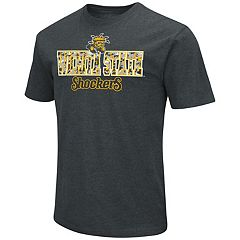 Men's Campus Heritage Wichita State Shockers Team Color Tee