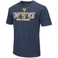 Men's Campus Heritage West Virginia Mountaineers Team Color Tee