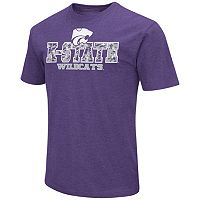 Men's Campus Heritage Kansas State Wildcats Team Color Tee