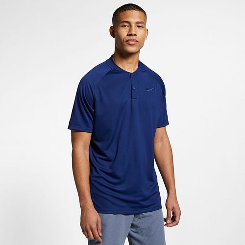 Men's Nike Momentum Blade Regular-Fit Performance Golf Polo