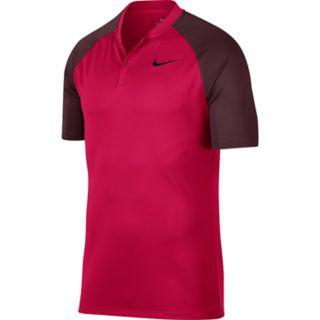 Men's Nike Momentum Blade Regular-Fit Golf Polo