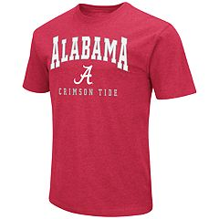 Men's Campus Heritage Alabama Crimson Tide Team Color Tee