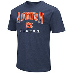 Men's Campus Heritage Auburn Tigers Team Color Tee