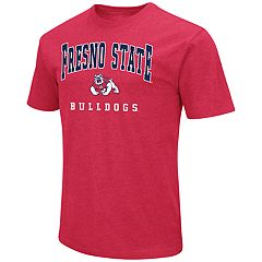 Men's Campus Heritage Fresno State Bulldogs Team Color Tee