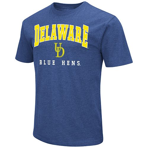 Men's Campus Heritage Delaware Blue Hens Team Color Tee