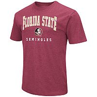 Men's Campus Heritage Florida State Seminoles Team Color Tee