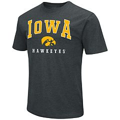 Men's Campus Heritage Iowa Hawkeyes Team Color Tee