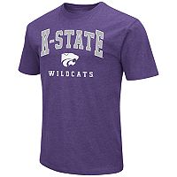 Men's Campus Heritage Kansas State Wildcats Team Color Tee