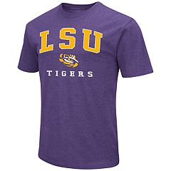 Men's Campus Heritage LSU Tigers Team Color Tee