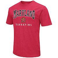 Men's Campus Heritage Maryland Terrapins Team Color Tee