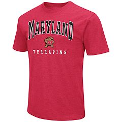 Men's Campus Heritage Maryland Terrapins Team Color Tee