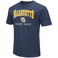 Men's Campus Heritage Marquette Golden Eagles Team Color Tee