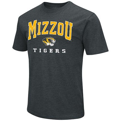 Men's Campus Heritage Missouri Tigers Team Color Tee