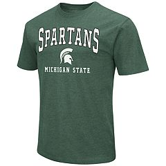 Men's Campus Heritage Michigan State Spartans Team Color Tee