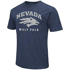 Men's Campus Heritage Nevada Wolf Pack Graphic Tee