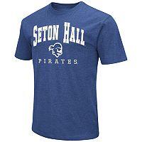 Men's Campus Heritage Seton Hall Pirates Team Color Tee