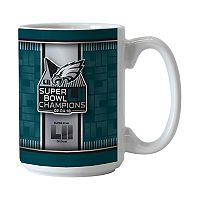 Boelter Philadelphia Eagles Super Bowl LII Champions Coffee Mug